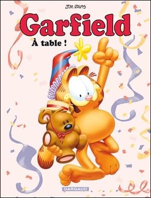 Quels sont les principaux traits de caractère de Garfield ?