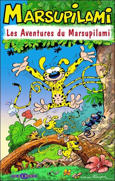 Où se passent les aventures du Marsupilami ?