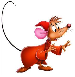 Comment s'appelle cette souris ?