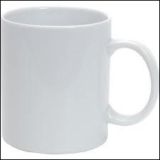 De quelle couleur est cette tasse ?