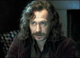 Sirius Black se fait tuer :