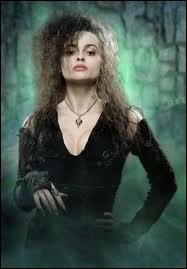 Bellatrix Lestrange se fait tuer :