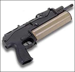 A quoi ressemble cette arme ?