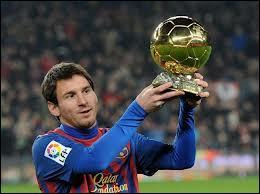 Qui a décroché le Ballon d'or en 2011 ?