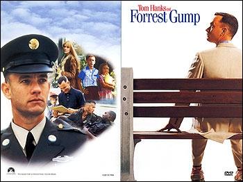 Quel dessin animé regarde le petit Forrest lorsque Forrest le voit pour la première fois ?