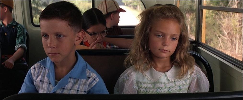 Par quelle phrase (apprise de sa mère) Forrest répond-il à Jenny quand celle-ci lui dit  Tu es bête ou quoi ? !   ?
