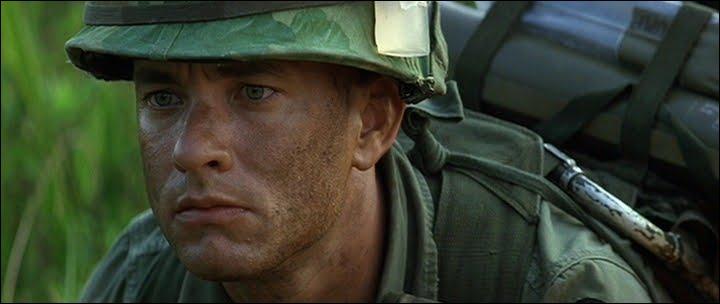 Où Forrest se prend-il une balle au Viêt-Nam ?