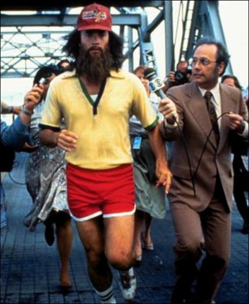 Pourquoi Forrest se met-il à courir ?