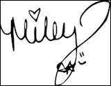 Est-ce sa vraie signature ?