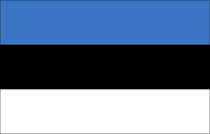 La capitale de l'Estonie
