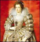 Longtemps tenue sous la tutelle de Richelieu, elle attendra de nombreuses années avant de se révéler être une souveraine habile, mère de Louis XIV. Elle décède d'un cancer du sein, c'est :