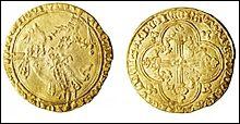 Dans quelle ville fut créé le franc à cheval (5 décembre 1360) par Jean le Bon pour financer le paiement de sa rançon. (Il avait été capturé par les Anglais en 1356 à la bataille de Poitiers)