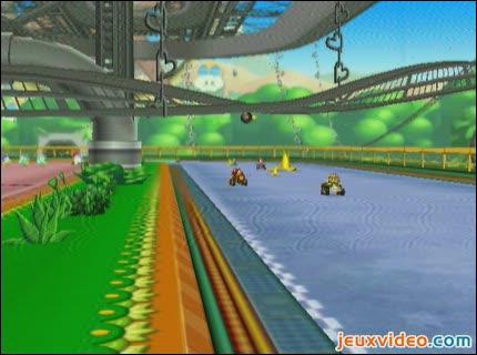 Ce parc est devenu un circuit ; comment s'appelle ce circuit ?