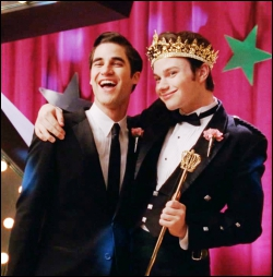 Dans quelle série retrouve-t-on Kurt & Blaine ?