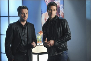 Dans quelle série retrouve-t-on Kevin & Scotty ?