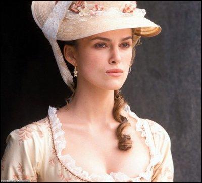 Qui incarne le rôle d'Elisabeth Swan ?