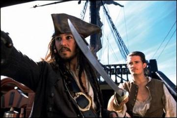 Qui Jack et son équipage ne rencontrent-ils pas durant leur périple ?