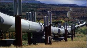 Comment s'appelle cette canalisation stratégique destinée au transport du pétrole ?