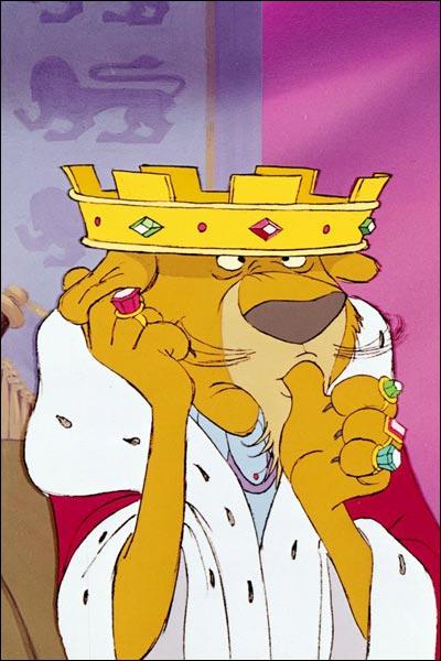 Dans quel Disney retrouve-t-on le Prince Jean ?