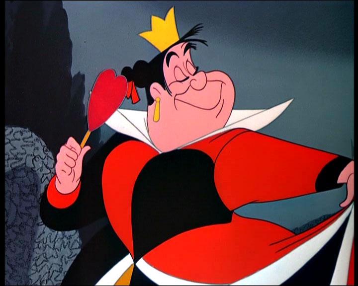 Dans quel Disney retrouve-t-on la Reine de Coeur ?