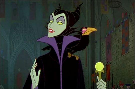 Dans quel Disney retrouve-t-on Maléfique ?