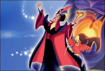 Dans quel Disney retrouve-t-on Jafar ?