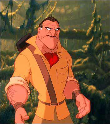 Dans quel Disney retrouve-t-on Clayton ?