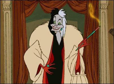 Dans quel Disney retrouve-t-on Cruella ?
