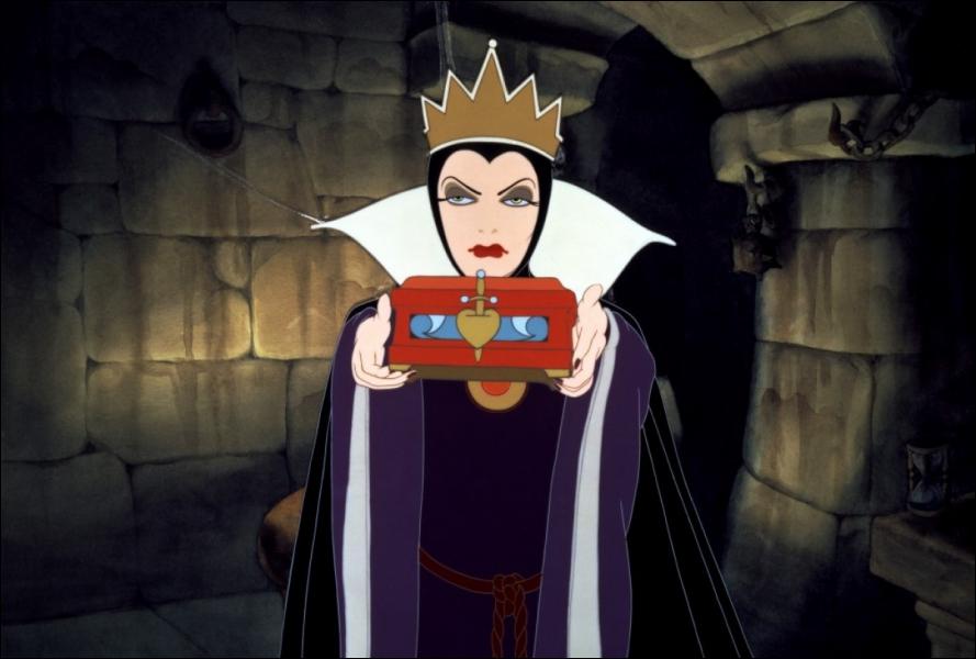 Dans quel Disney retrouve-t-on la Reine ?
