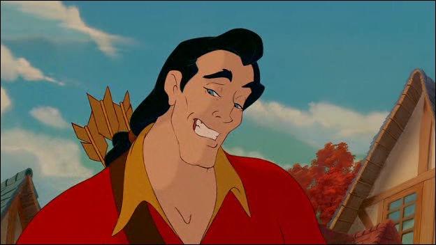 Dans quel Disney retrouve-t-on Gaston ?