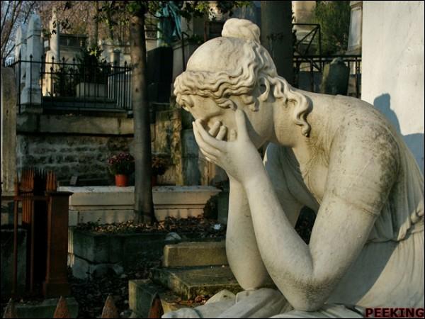 Paris : Comment se nomme le célèbre cimetière de Paris où sont inhumés des personnalités du monde littéraire et artistique ?