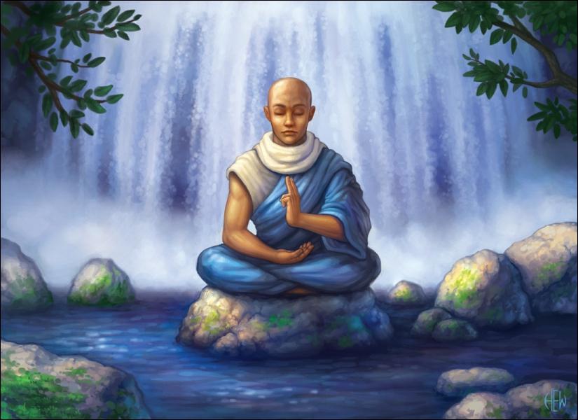 Divers : Quel mot tiré du sanscrit désigne une formule que l'on répète pour entrer en méditation ?