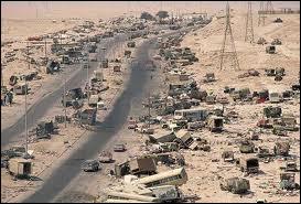Quelle chaine de télévision a maintenu le plus longtemps un correspondant à Bagdad pendant la guerre du Golfe ?