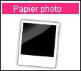 Combien coûte le papier photo à la supérette ?