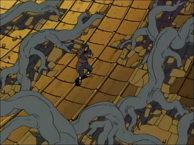 Dans les choix suivants, qui n'a pas reçu de cellules de Mokuton ?