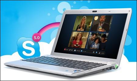 Combien de personnes utilisent Skype ?