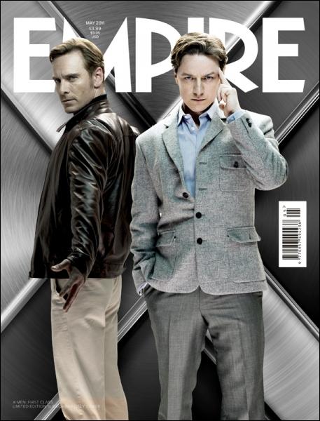 X-Men : le commencement , réalisé par Matthew Vaughn en 2011, est un film qui repose sur l'opposition entre deux personnages centraux de la franchise :