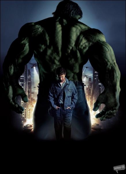 Quel scientifique victime d'une forte exposition aux rayons gamma Edward Norton incarne-t-il dans  The Incredible Hulk  sorti en 2008 au cinéma ?
