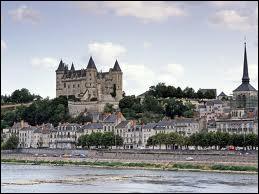 Dans quelle région se situe la ville de Saumur ( 49 ) ?