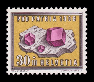 D'après ce timbre, quelle est l'origine de ce timbre et quel est le thème représenté ?