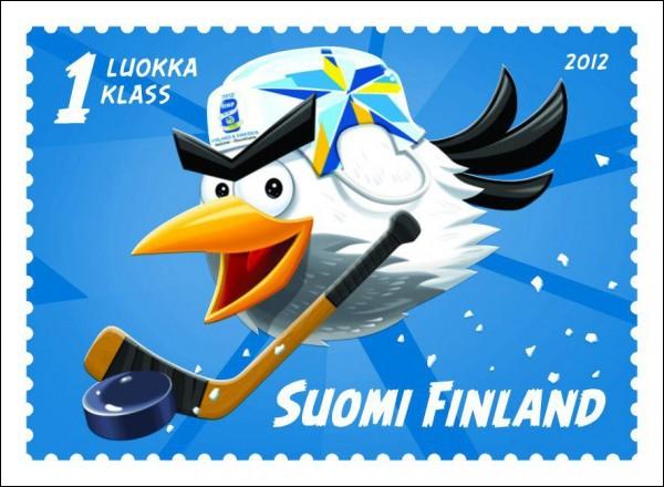 Que possèdent les timbres autour de son image ?