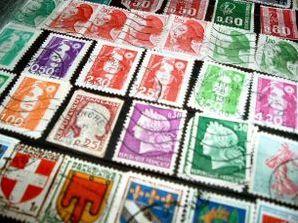 Les timbres du monde