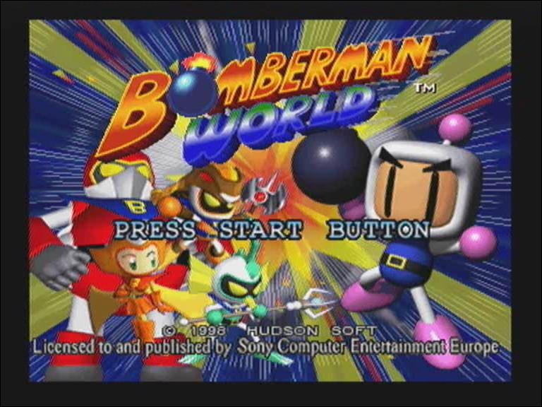 Lequel de ces  Bomberman  n'existe pas ?