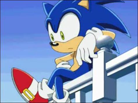 De quel dessin animé de Sonic vient cette image ?