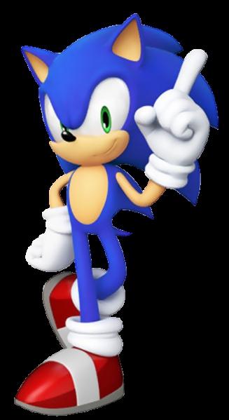 Qui est Sonic ?