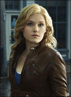 Comment s'appelle l'actrice qui interprète ce personnage de série ?