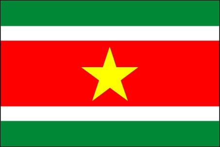 Paramaribo est-elle une capitale d'un pays de l'Océanie ?