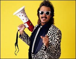 Qui est ce personnage de la WWF ?