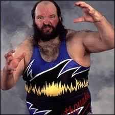 Qui est ce catcheur de la WWF ?