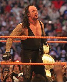 De quoi Undertaker est-il le roi ?